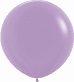 GLOBO LATEX FASHION SLD LILA  90cm