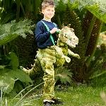Ride on Dinosaur - Light and Sound 6-8 años