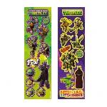 Pegatinas TeenEdad Mutant Ninja Turtles 8 Sticker Strips