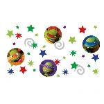 Confeti TeenEdad Mutant Ninja Turtles