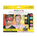 Snaz Face Paint Studio Set