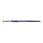 SNAZ FINE FLAT BRUSH - Azul