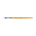 SNAZ MEDIUM FLAT BRUSH -Amarillo