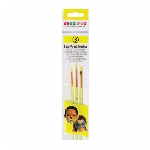 SNAZAROO FUN BRUSH SET 3's