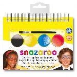 Maquillaje 2-Step Face Painting Kit Booklet - Glasses