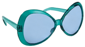 Gafas Fun Shades Fierce Teal Tinted