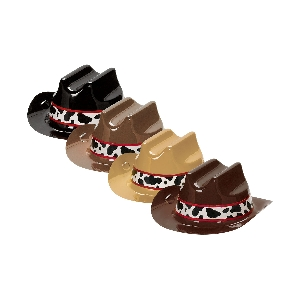 Mini Sombrero Vaquero Fiesta Vaqueros del Lejano Oeste