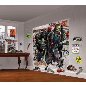 Escenografía de zombis - 1.7m