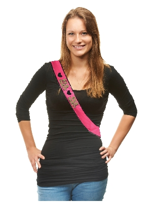 Banda Hen Party Hen Party Sequin Sash