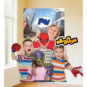 Kit para fotos Spider Man