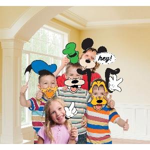 Photo Kit Mickey Mouse Photo Booth Kits
