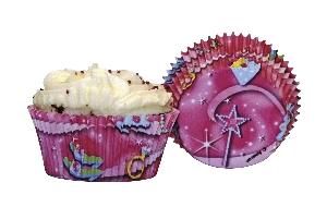 OUTLET - Molde cupcake  Princess