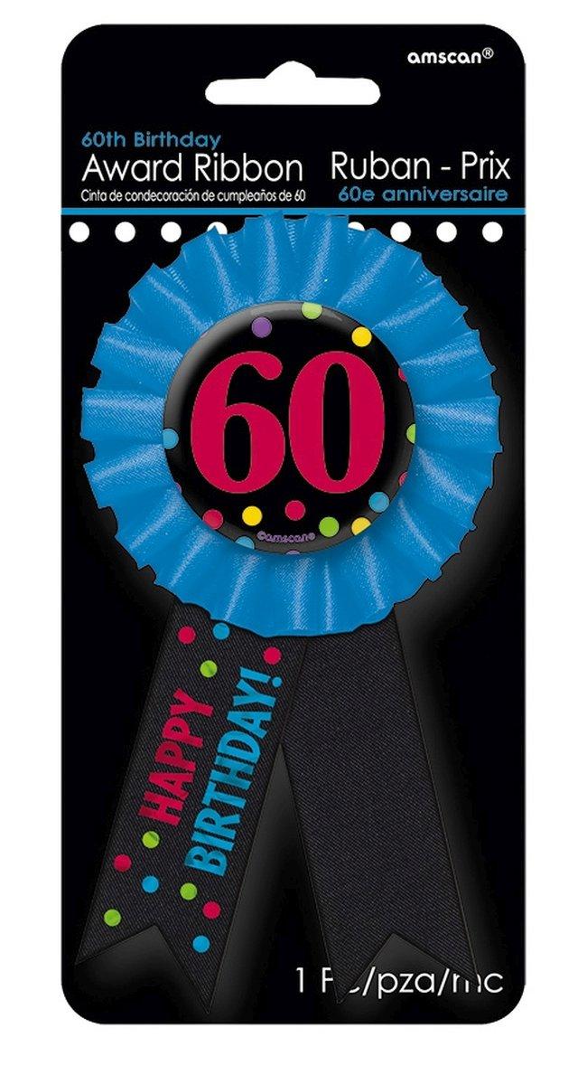 Condecoración 60th Birthday