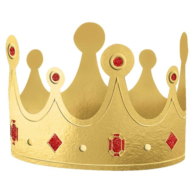 Coronas de Colores Primarios Surtidos Sombrero de Fiesta