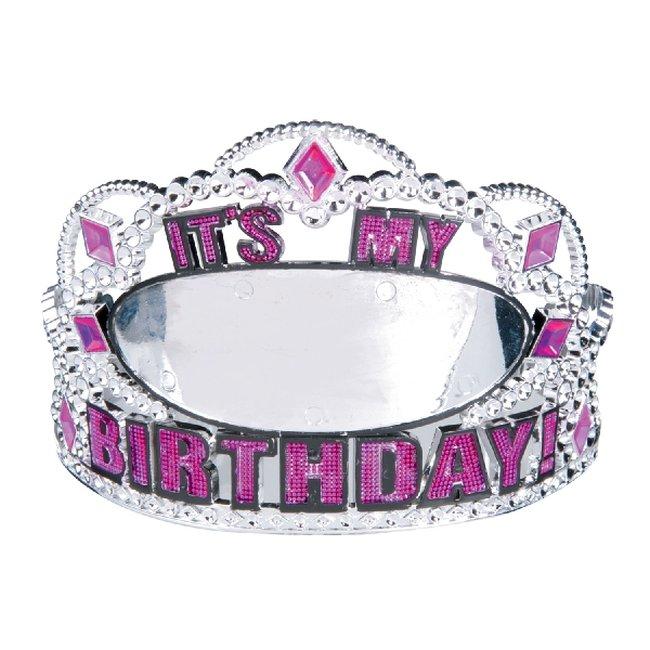 Tiara It's My Birthday Personalisable Tiaras
