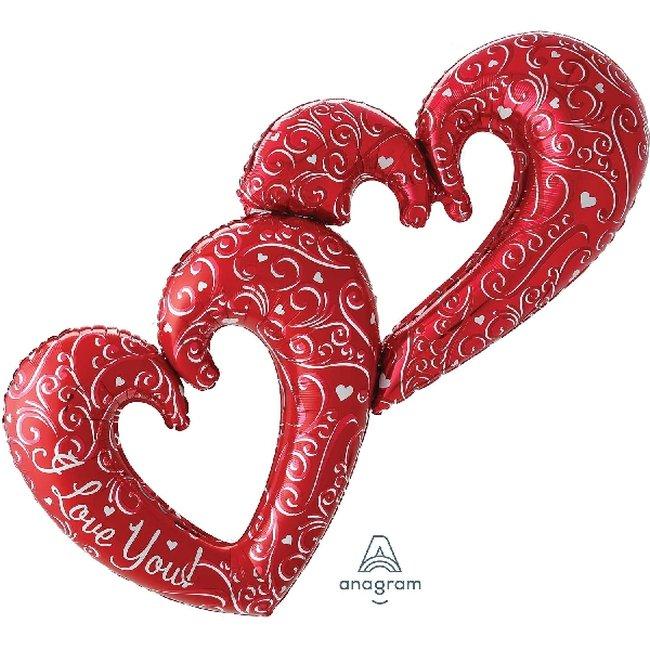 MULTI-B CORAZONES UNIDOS LOVE (EMPAQUETADOS)
