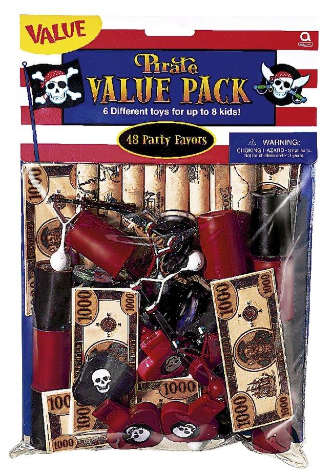 Juguete Pkg: Piratas