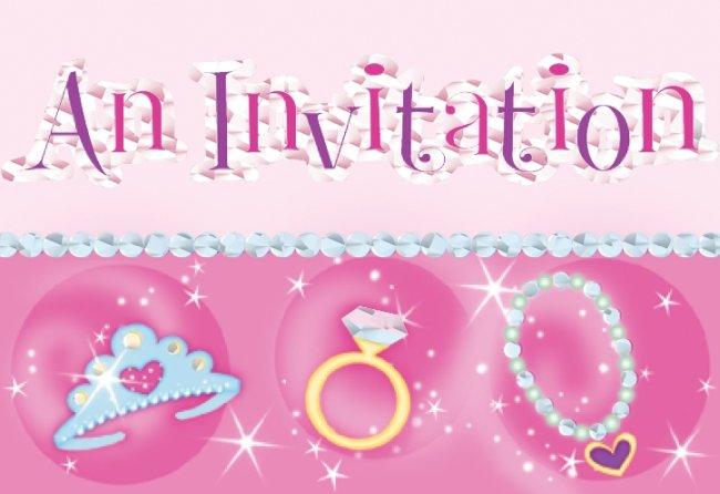Invitaciones Pris: Princess
