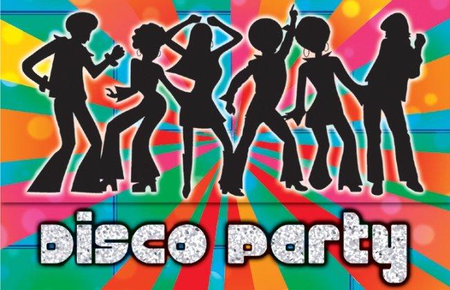 Invitaciones: Disco