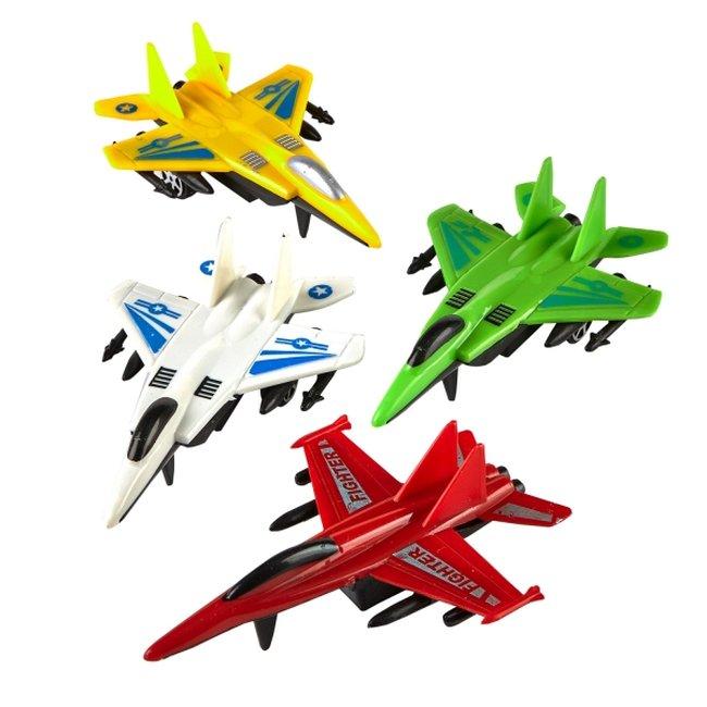 Aviones a Tracción