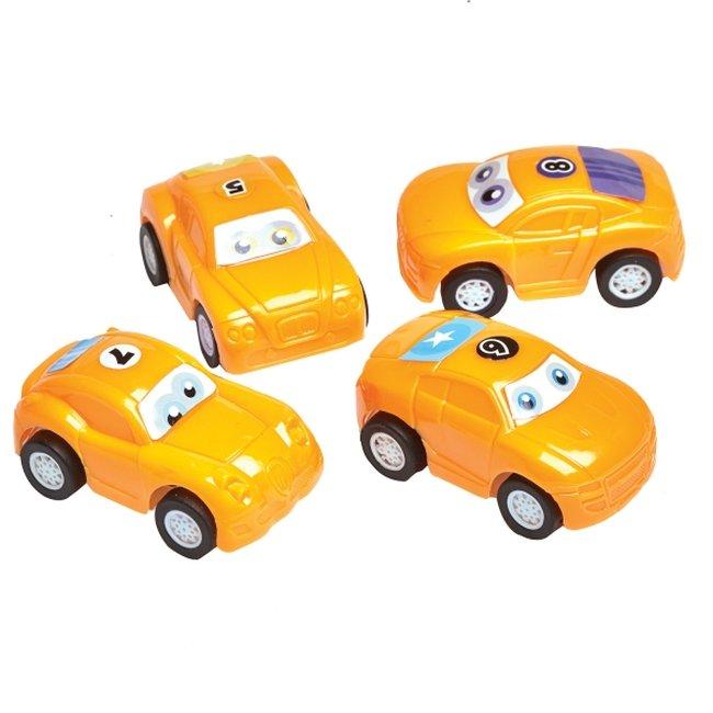Mini Autos de Carrera a Fricción