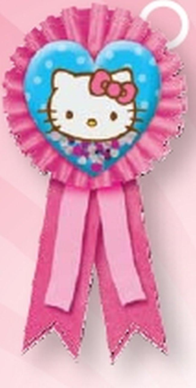 OUTLET - Condecoración Kitty (OFERTA )