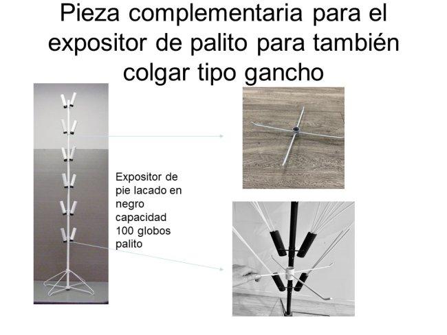GANCHOS PARA EXPOSITOR DE ARBOL PALITO
