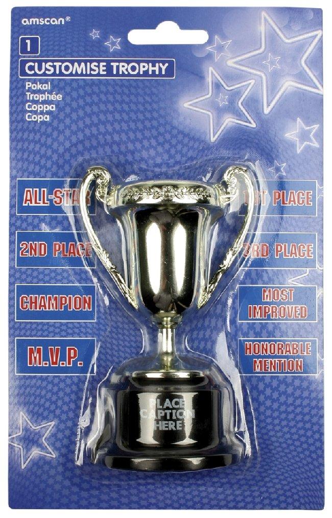 Juguete Pkg: Trofeo Personalizable