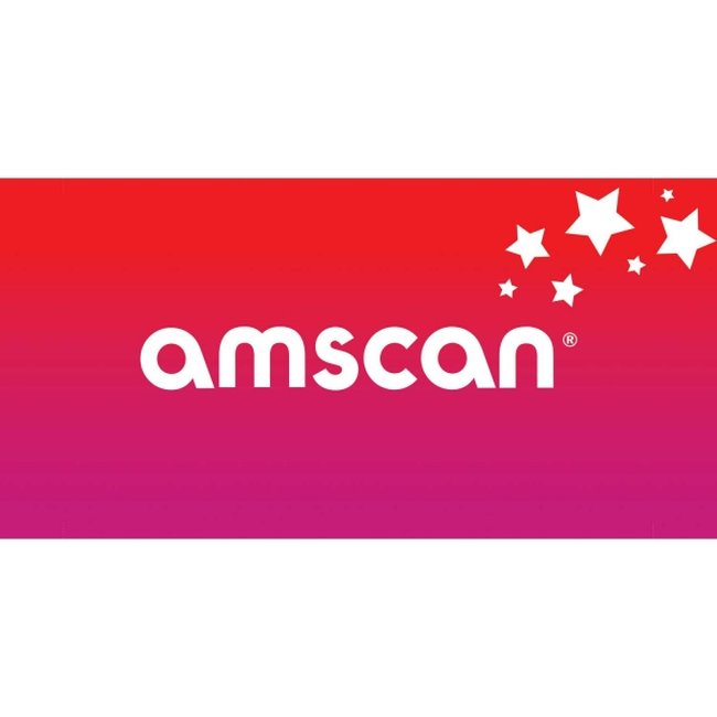 Terjetas Amscan Logo Point of Sale 2ft/61cm x 1ft/30cm