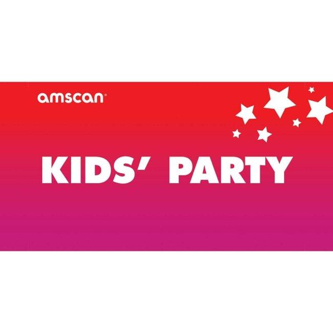 Terjetas Kids Party Point of Sale 2ft/61cm x 1ft/30cm
