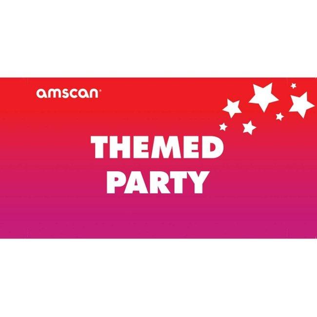 Terjetas Themed Party Point of Sale 2ft/61cm x 1ft/30cm