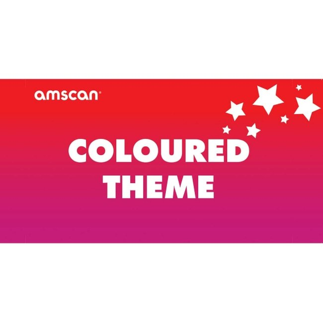 Terjetas Coloured Theme Point of Sale 2ft/61cm x 1ft/30cm