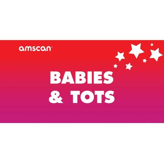 Terjetas Babies & Tots Point of Sale 2ft/61cm x 1ft/30cm