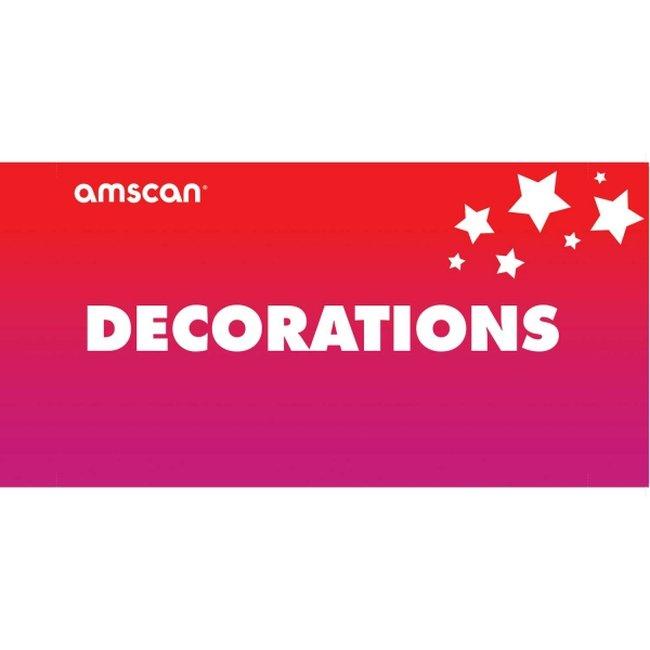 Terjetas Decorations Point of Sale 2ft/61cm x 1ft/30cm