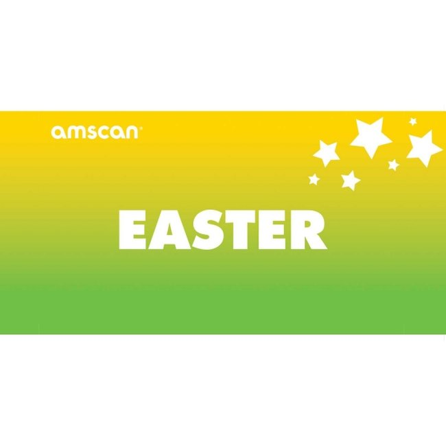 Terjetas Easter Point of Sale 2ft/61cm x 1ft/30cm