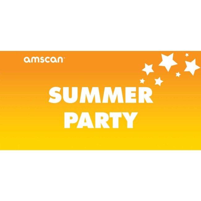 Terjetas Summer Party Point of Sale 2ft/61cm x 1ft/30cm