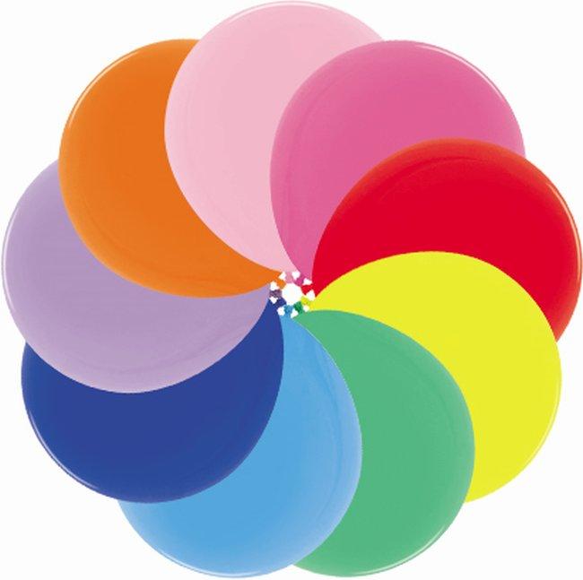 Globo Latex R36 Sempertex Fashion Surtido Colores 5-9-12-15-20-31-40-41-50-61 / 91,5cm