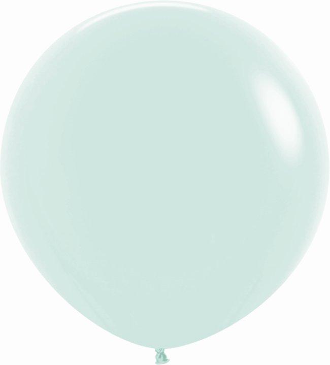 Globo Latex R36 Sempertex Pastel Verde 91,5cm