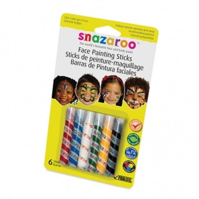 Maquillaje Snazaroo Sticks - Unisex