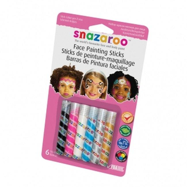 Maquillaje Snazaroo Sticks - Girls