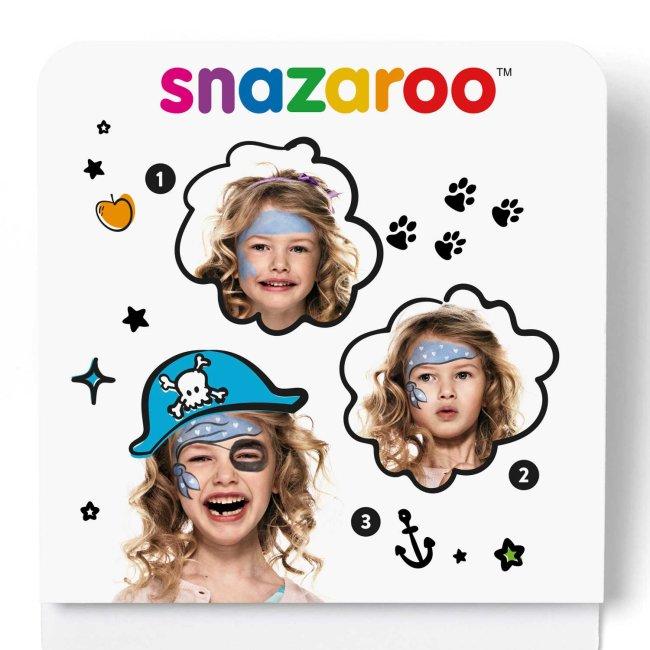 Maquillaje Snazaroo Mini F-Paint Pirate Kit