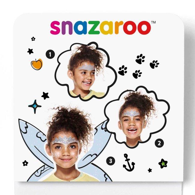 Maquillaje Snazaroo Mini F-Paint Ice Fairy Kit
