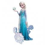 Globo Airwalker Disney de Elsa de Frozen- 144cm