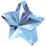 Peso para Globos Estrella Azul claro - 168g