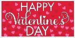 Banner Grande Día de San Valentín - 1.65m