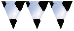 Banderín de Fútbol Tamaño 3,65m