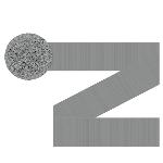 Guirnalda Crepe Silver Crepe Streamer 24cm x 4.4cm