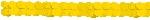 Guirnalda Yellow Paper Garlands 3.65m