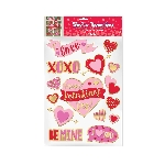 Decoraciones de Día de San Valentín para Ventanas