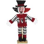 PRECIO OFERTA HALLOWEEN, DTO. NO ACUMULABLE. Haunted Clown 28cm